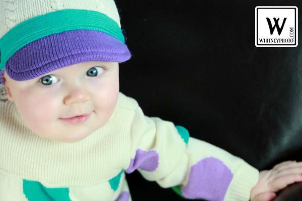 Frances Izabel 6 month-25blog