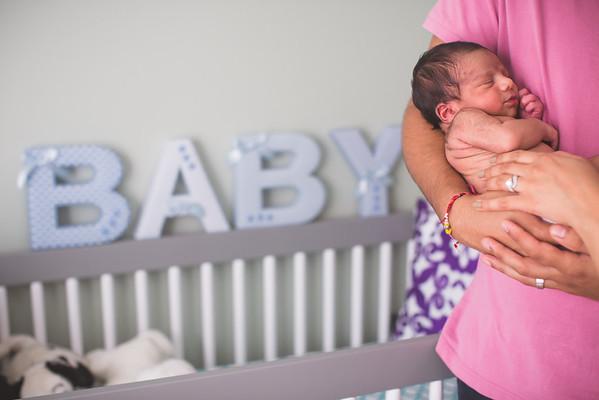Baby Drew Newborn-4