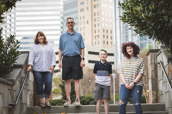 Stewart Family March 2021-2