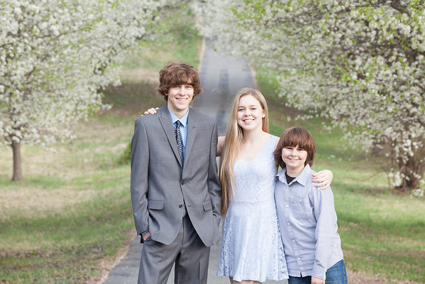 Belognia Family Spring 2014-2