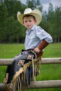 Young Cowboy Photo