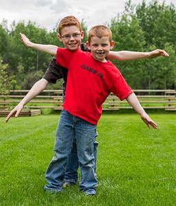 Cole & Luke