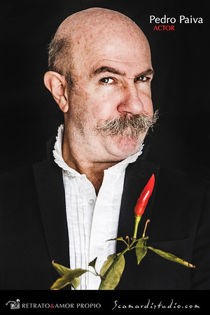 Pedro Paiva. Actor