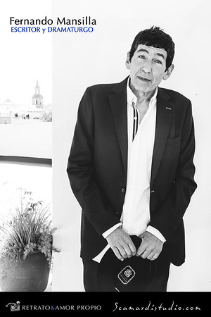 Fernando Mansilla.Playwright