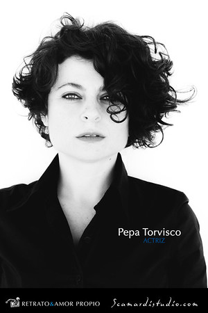 Pepa Torvisco. Actress