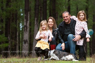 The Newman Family
