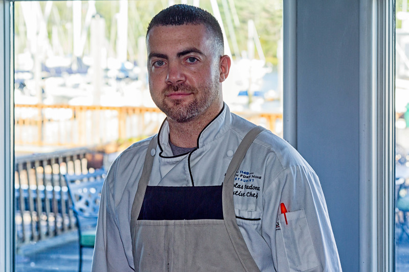 Executive Chef Nicholas Dadona