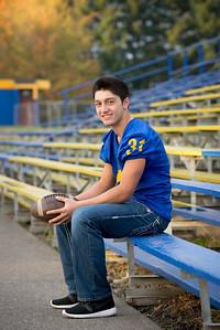 Speedy Sanchez HS Senior Pictures