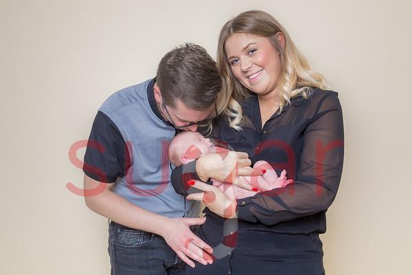Alfie's Newborn Photoshoot