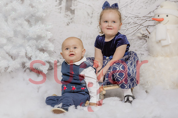 Annabel  and Thomas's - Winter Wishes Photoshoot