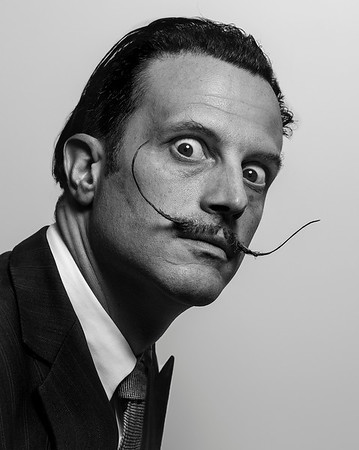 Dalí tribute