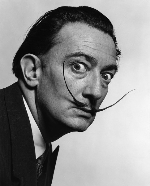 Original Dalí picture