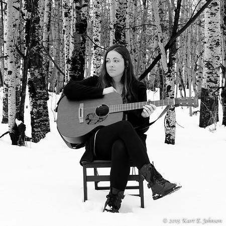 Deirdre Leah Faegre EP Photos Shoot 12-17-2015