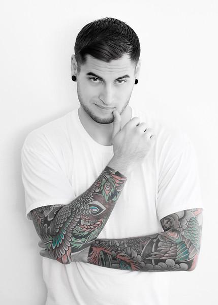 Eric's Tattoo Pics '14