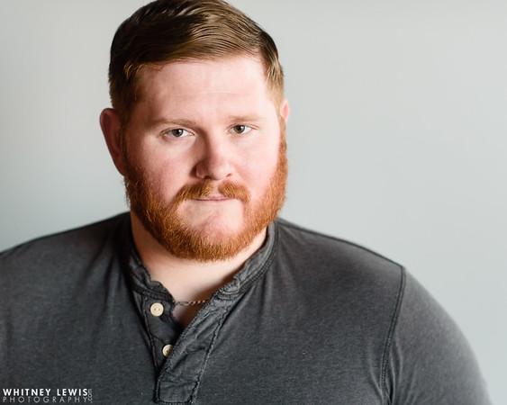 Kegan O'Killion Headshots 1.2017