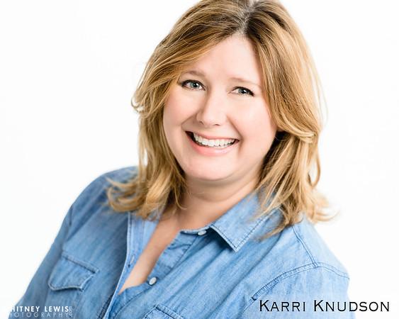 Karri Knudson Headshots