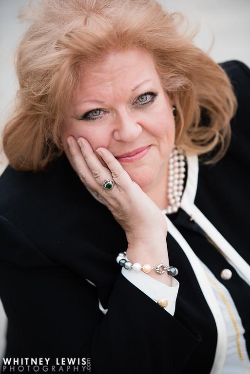 Mary Slawson Headshots