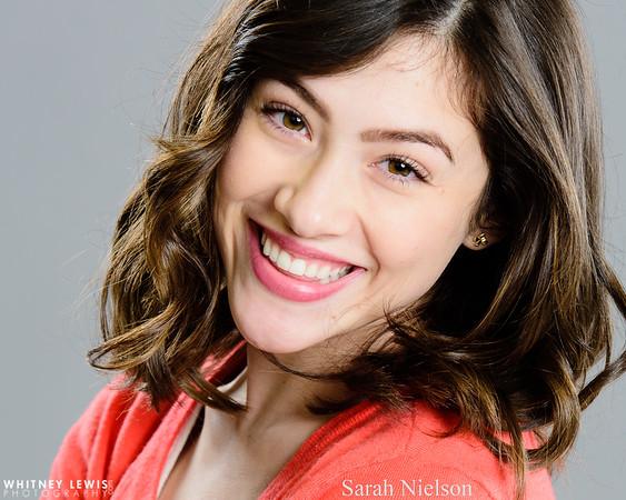 Sarah Nielson Headshots