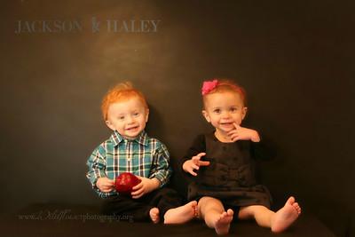 JACKSON & HALEY 16 MNTH
