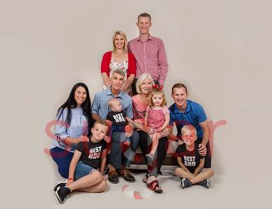 Josephine Marshall Family Photoshoot