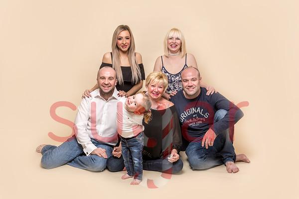 Lisa Sayers Family Photoshoot