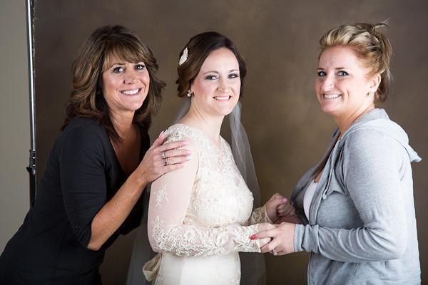 Lucie's Bridal Portraits
