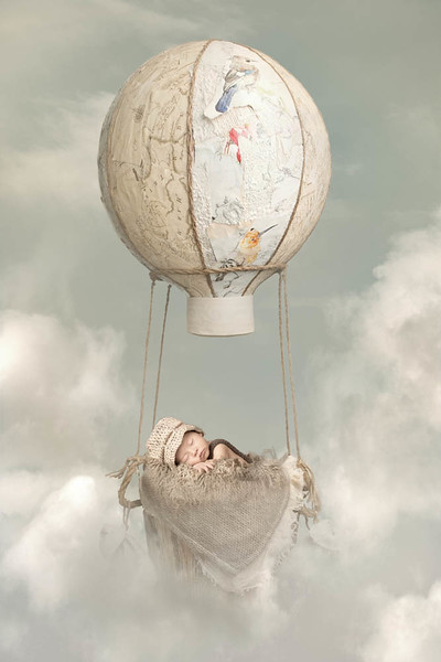 elijah in a balloon