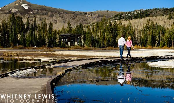 Roxanne & Brandon MINI SESSION (Silver Lake)