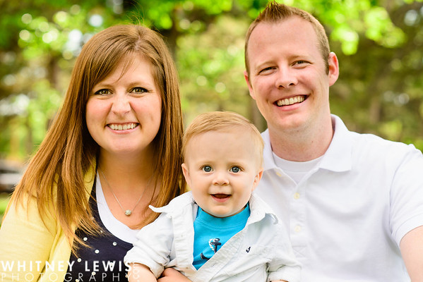 Russell Family MINI SESSION