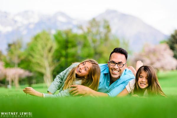 Herrera Family (Sugarhouse Park)