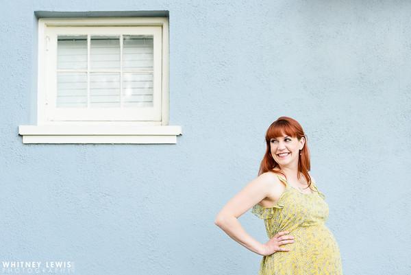 Jessica (and Brian) Maternity