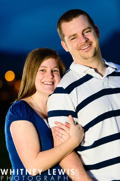 Abby and Josh