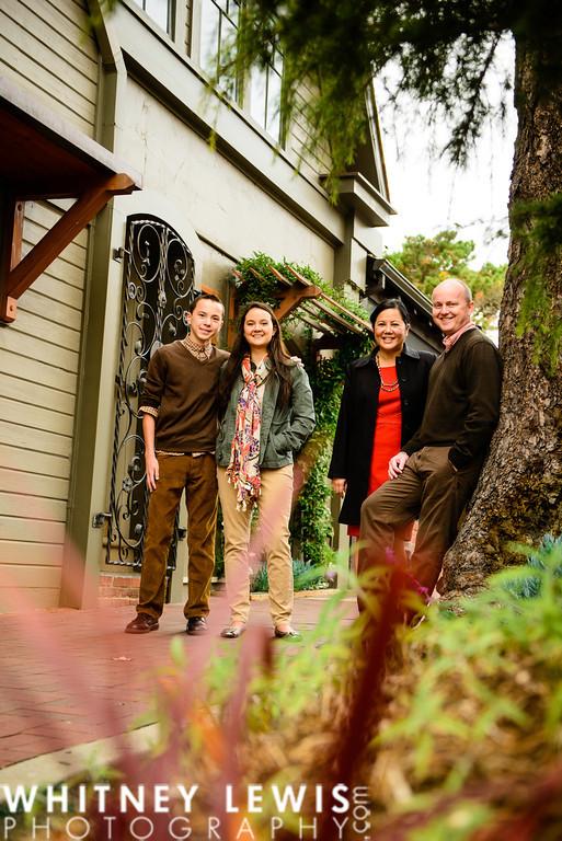 Young Family - San Fran