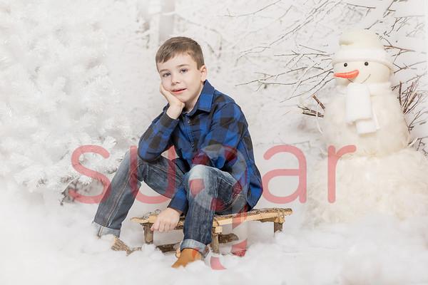Rip - Winter Wishes Photoshoot
