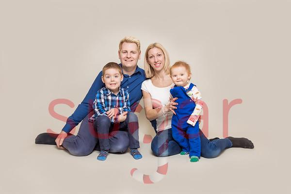 The Stephenson's Family Photoshoot