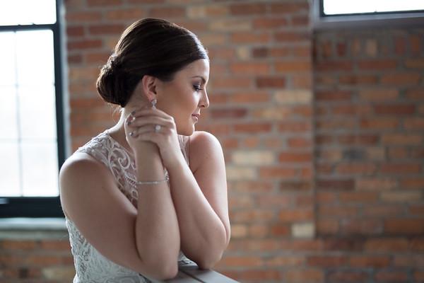 Zoe's Bridal Portrait