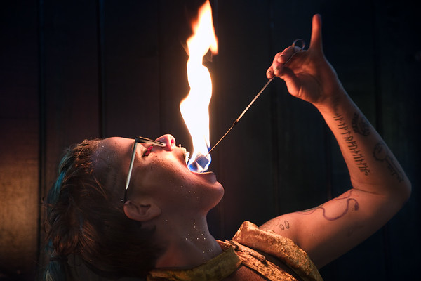 The Fire Eater - USA