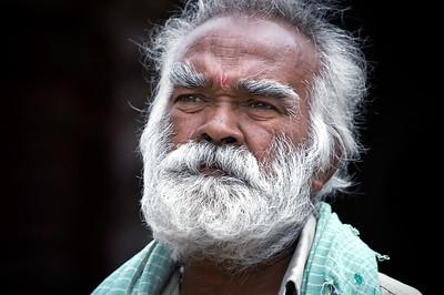 White Beard - India