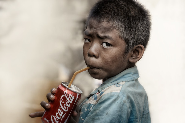 The Coca-Cola Kid - Cambodia