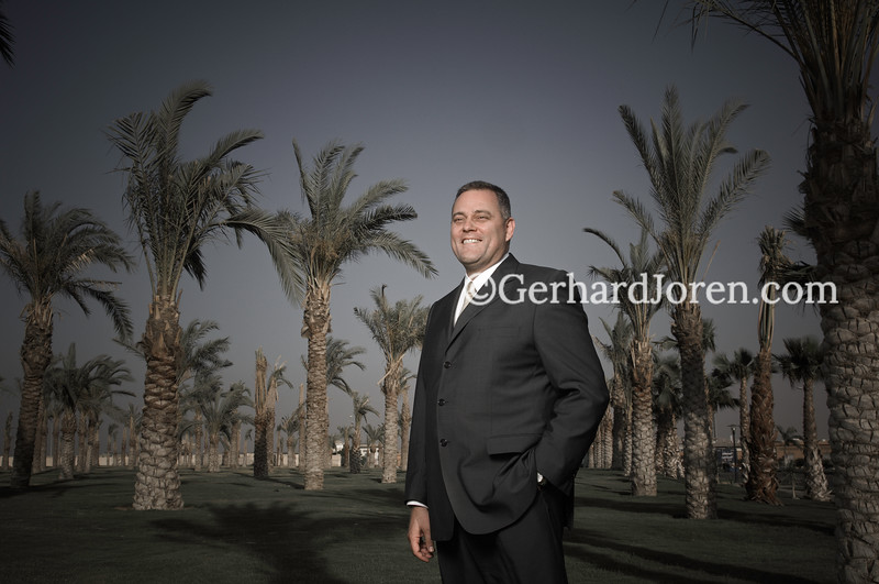 Johan Lallerstedt, CEO Ericsson, Cairo, Egypt