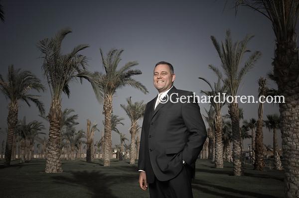 Johan Lallerstedt, CEO, Cairo, Egypt