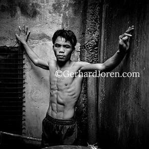 Manny Pacquiao, boxer, Manila