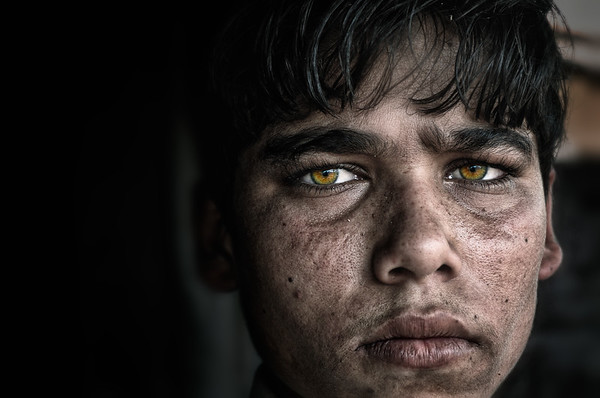 The Stare - Pakistan