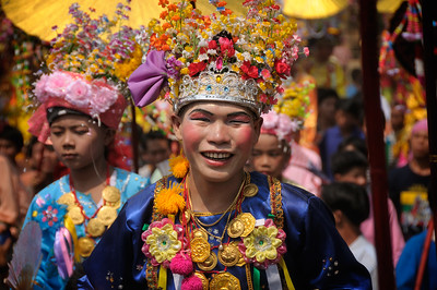 Initiation Cerermony - Thailand