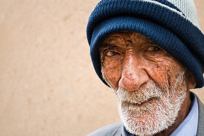 Homeless Man  - Iran