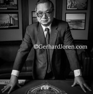 Gordon Wu, tycoon, Hong Kong