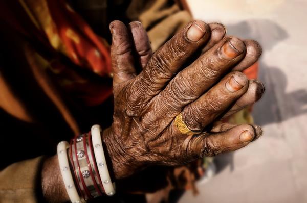 Untouchable Hands - India