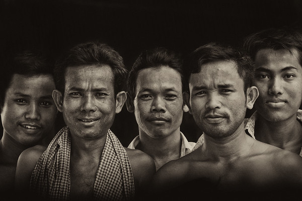 The Fisherman - Laos