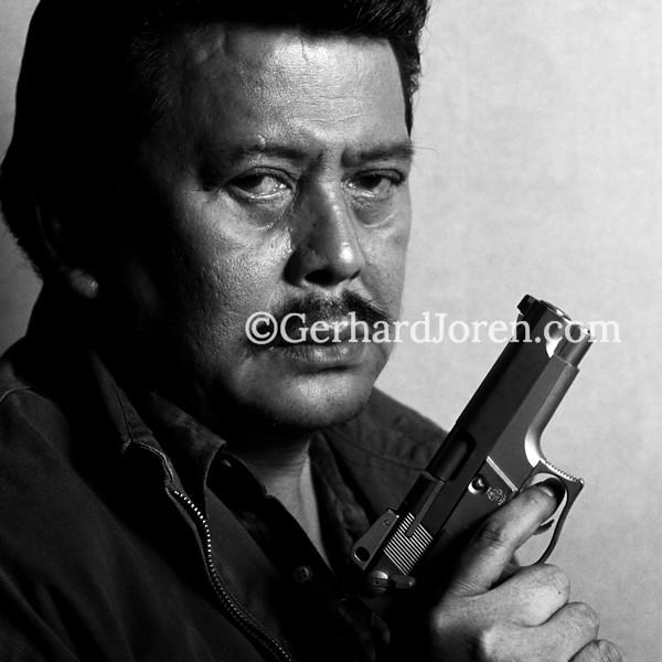 """Joseph """"Erap"""" Estrada, former President, Philippines"""