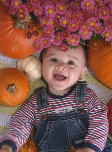 pumpkins & baby